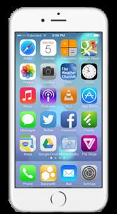 מסך אייפון 6S